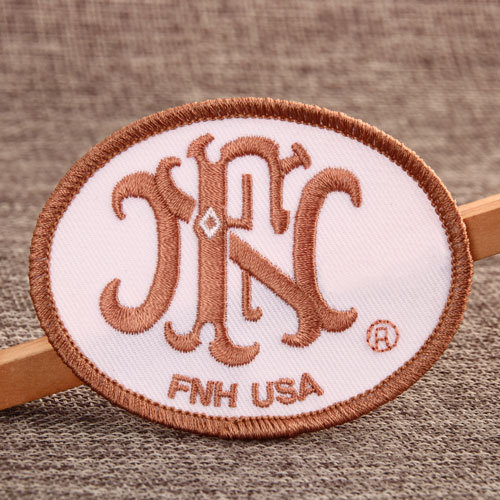 FNH USA Custom Embroidered Patches