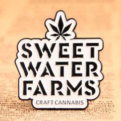 Farms Custom Enamel Pins