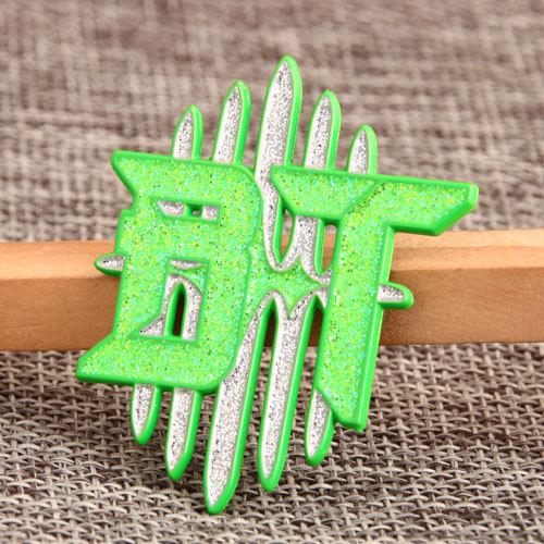BT Custom Enamel Pins