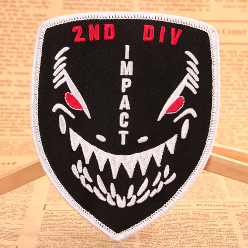 Impact Custom Embroidered Patches