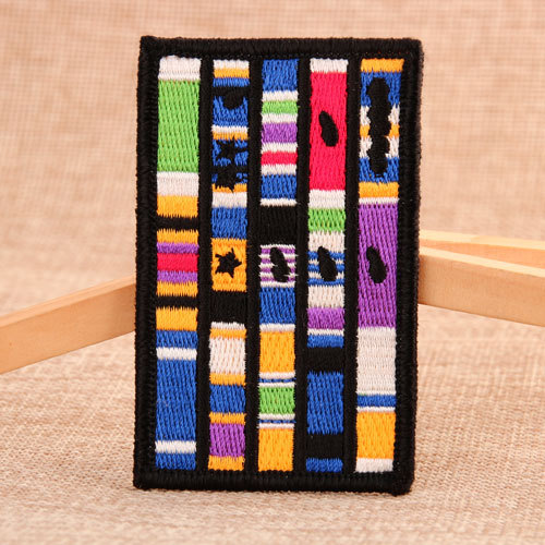 Colorful Custom Patches Online