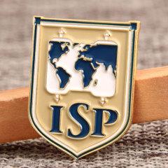 Custom ISP Lapel Pins