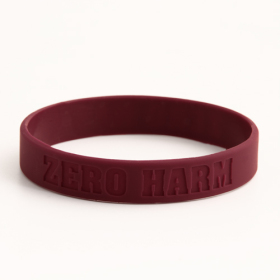 ZERO HARM Wristbands