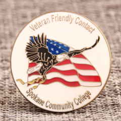 SCC Custom Enamel Pins