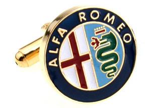Alfa Romeo Cufflinks