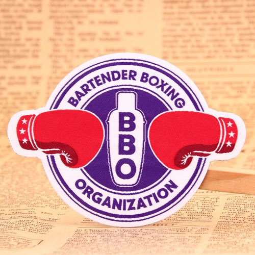 BBO Woven Patches Online