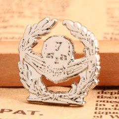 Court Custom Lapel Pins