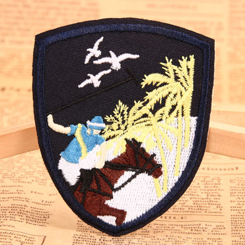 Soldier Custom Patches Online