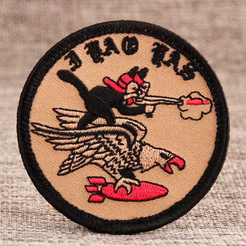Eagle Custom Patches Online