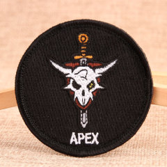 Apex Embroidered Patches