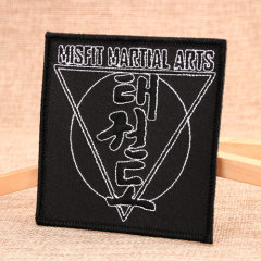 Traditional Arts Custom Patches