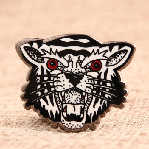 Tiger Custom Enamel Pins