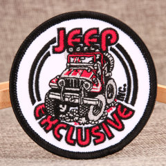 Jeep Custom Patches