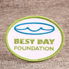 Best Day Custom Embroidered Patches No Minimum