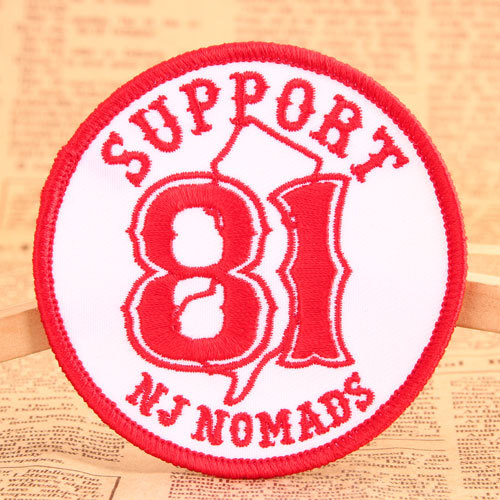 Support 81 Custom Patches