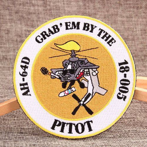 Cheap Round Custom Patches