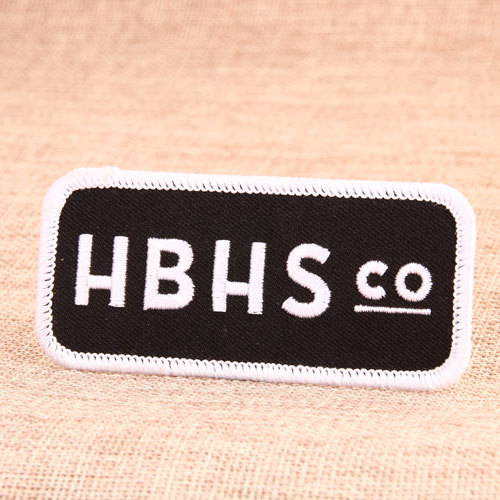 HBHS Custom Embroidered Patches