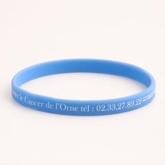 Ligue contre le Cancer de I'Orne Wristbands