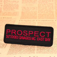 Prospect Custom Embroidered Patches