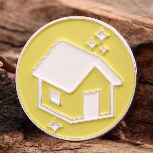 House Wholesale Lapel Pins