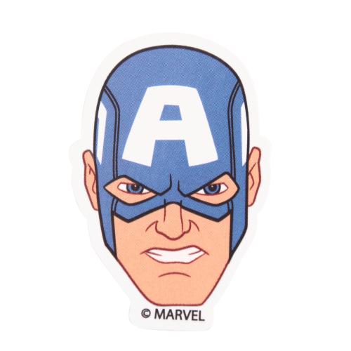 Captain America Custom Stickers