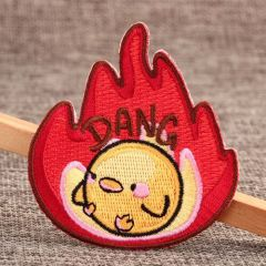 Dang Custom Embroidered Patches