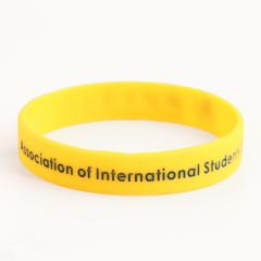 Zhejiang Gongshang University Wristbands