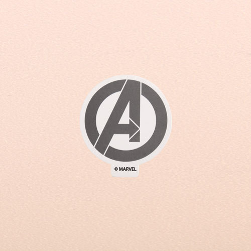 Avengers Logo Custom Sticker