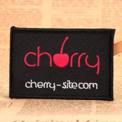 Cherry Custom Patches Online