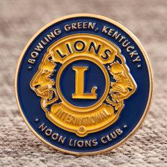 International Club Custom Pins