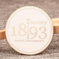 Masonic Custom Challenge Coins