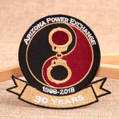 Custom Made Patches on Promotion