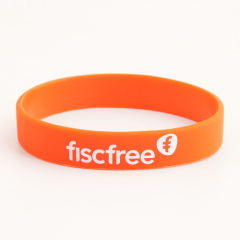 Fisc Free wristbands