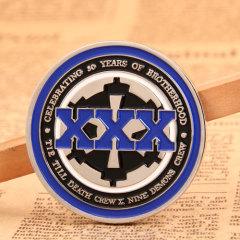 Brotherhood Challenge Coins