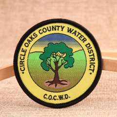C O C W D Custom Patches online