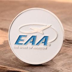 Aircraft Association Challenge Coins