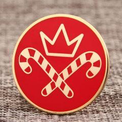Crown Custom Pins