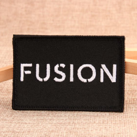 Fusion Cheap Custom Patches