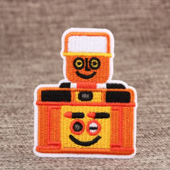 Camera Custom Patches Online
