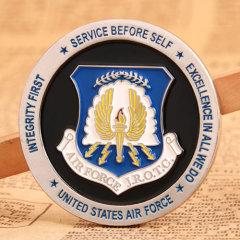 Air Force JROTC Military Coins