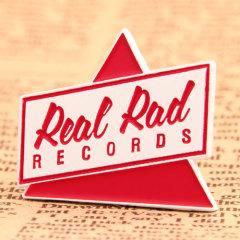 Real Rad Soft Enamel Pins