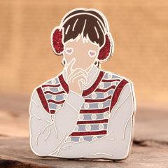 Boy Wholesale Lapel Pins