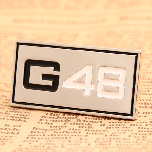 G48 Custom Pins