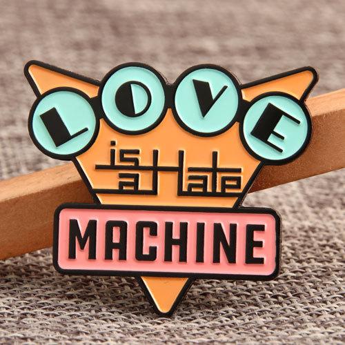 Love Machine Custom Lapel Pins