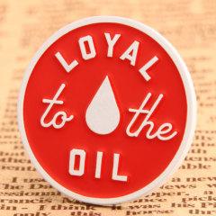 Loyal Oil Custom Lapel Pins