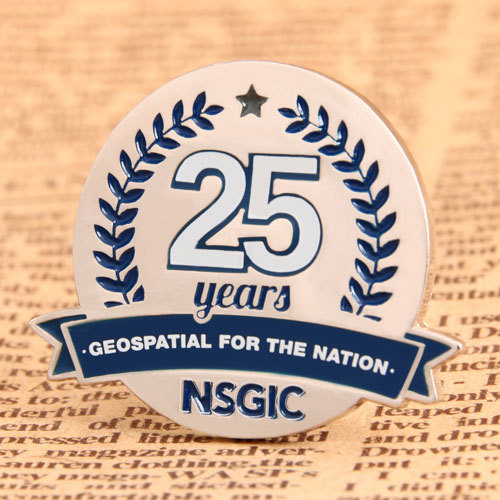 NSGIC Custom Enamel Pins