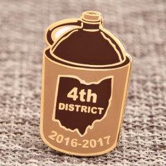 District Custom Pins