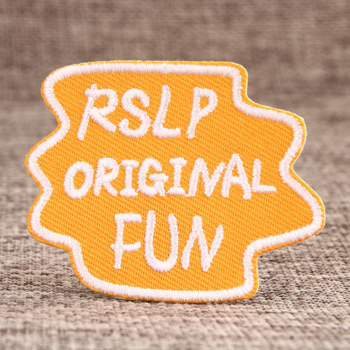 RSLP Custom Embroidered Patches