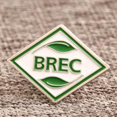 BREC Soft Enamel Pins
