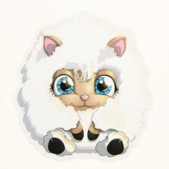 Sheep Custom Stickers